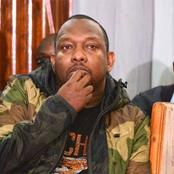 Drama And Confusion In Court As Magistrate Storms Out As Mike Sonko's Hearing Turn Chaotic