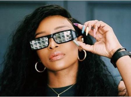 Dj Zinhle's 2020 Boss moves, see here