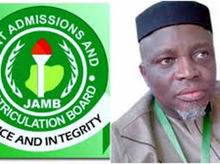 Finally JAMB board releases date for 2021 registration of UTME/DE and Exams date .