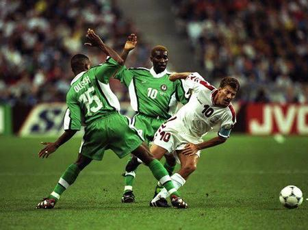 Super Eagles records: Top scorer, most caps, youngest player