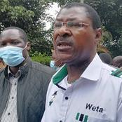 Wetangula's Party Leadership Changes Dismissed Again