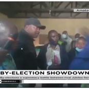 Kenyans React After Echesa Slaped an IEBC official In Matungu By-Election