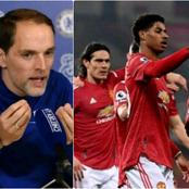 Tuchel Reveals The Advantage He Has Over Man United Ahead Of Epl Clash On Sunday.