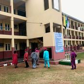 See pictures of the school built by an Igbo man in his community