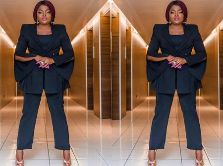 Funke Akindele appreciates her fans for their love and supports