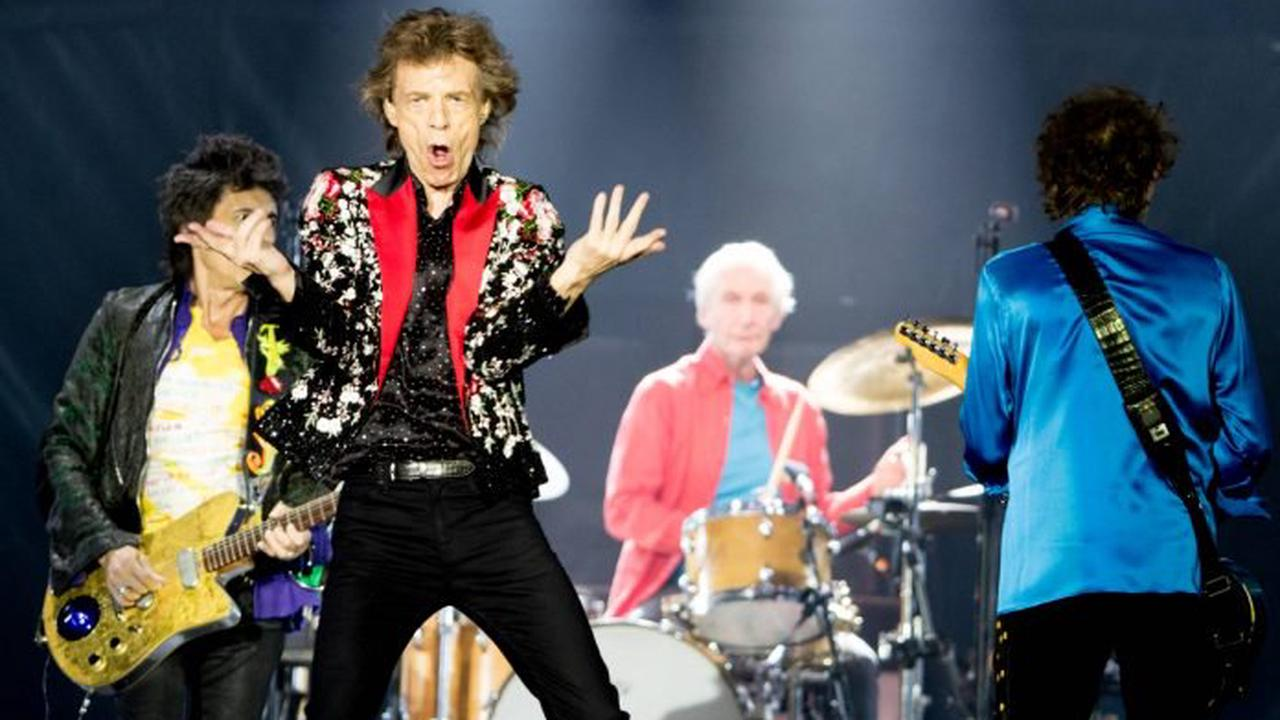 The Rolling Stones announce 2021 rescheduled 'No Filter' US tour dates