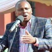 Kimani Ichungwa Fearlessly Explains Why He Was Removed As Parliamentary Budget Committee Chair.