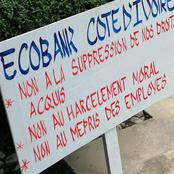 Supression de droits acquis et harcèlement au cœur d'une grève à Ecobank Côte d'Ivoire