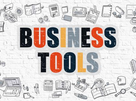 Build business management tools and sell