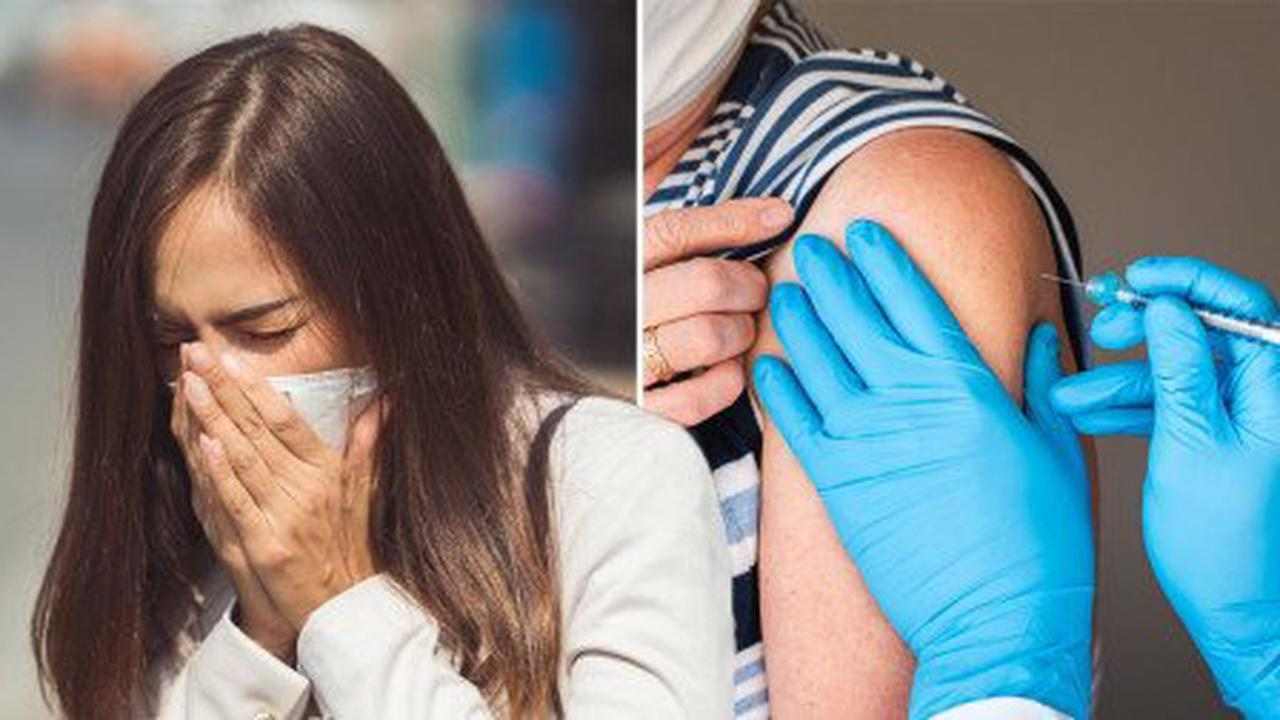 New Covid symptom that only appears in people who have been vaccinated