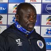 SuperSport Coach Says They Need Fresh Legs Against AmaZulu.