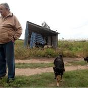 The world's 'poorest' president Who Always Donate His Salary To The Poor.
