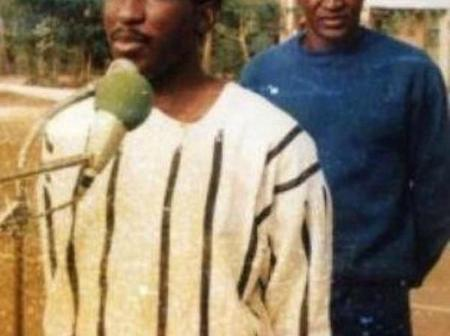 Not All Friends Are Friends, See This Story Of How Thomas Sankara Was Murdered By His Best Friend