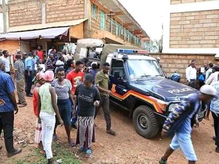 Drama as an Angry Kisii Man Chops Off His Wife's Legs After She Secretly Got Married to Another Man