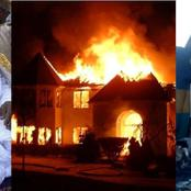 Today's Headlines: Fire guts Army Headquarters, Another Northern Emir Dies