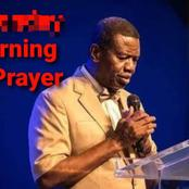Claim These Morning Prayers Before Going Out Today