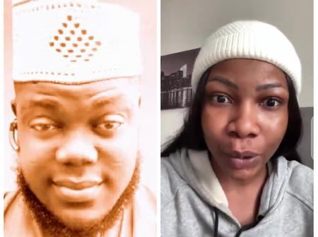 Man Reacts Over Tacha's Video Regarding Burna Boy
