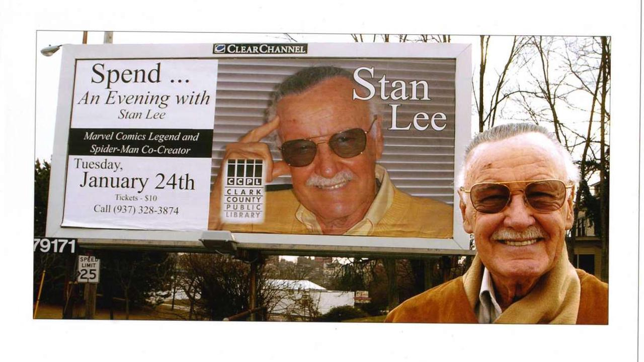 The man behind the comics: Author to discuss Stan Lee at Westport Library