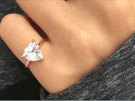 Opinion: What it means if you see a woman with a ring on her pinky finger.