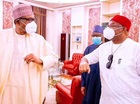 Opinion: The Issue Between Gov. Uzodinma And Okorocha An Example Of Why Igbo Man Can't Rule Nigeria
