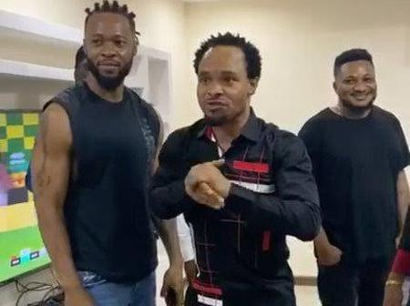 Prophet Indabosky Features Flavour In New Song (See Video)