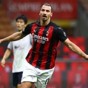 What Zlatan Ibrahimovic Said Of Cristiano Ronaldo, When Ask Who The Best Striker Is In Serie A