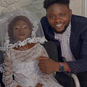 A day after wedding photos of actor Jamiu and Aunty Ramota went viral, see what Jamiu posted again