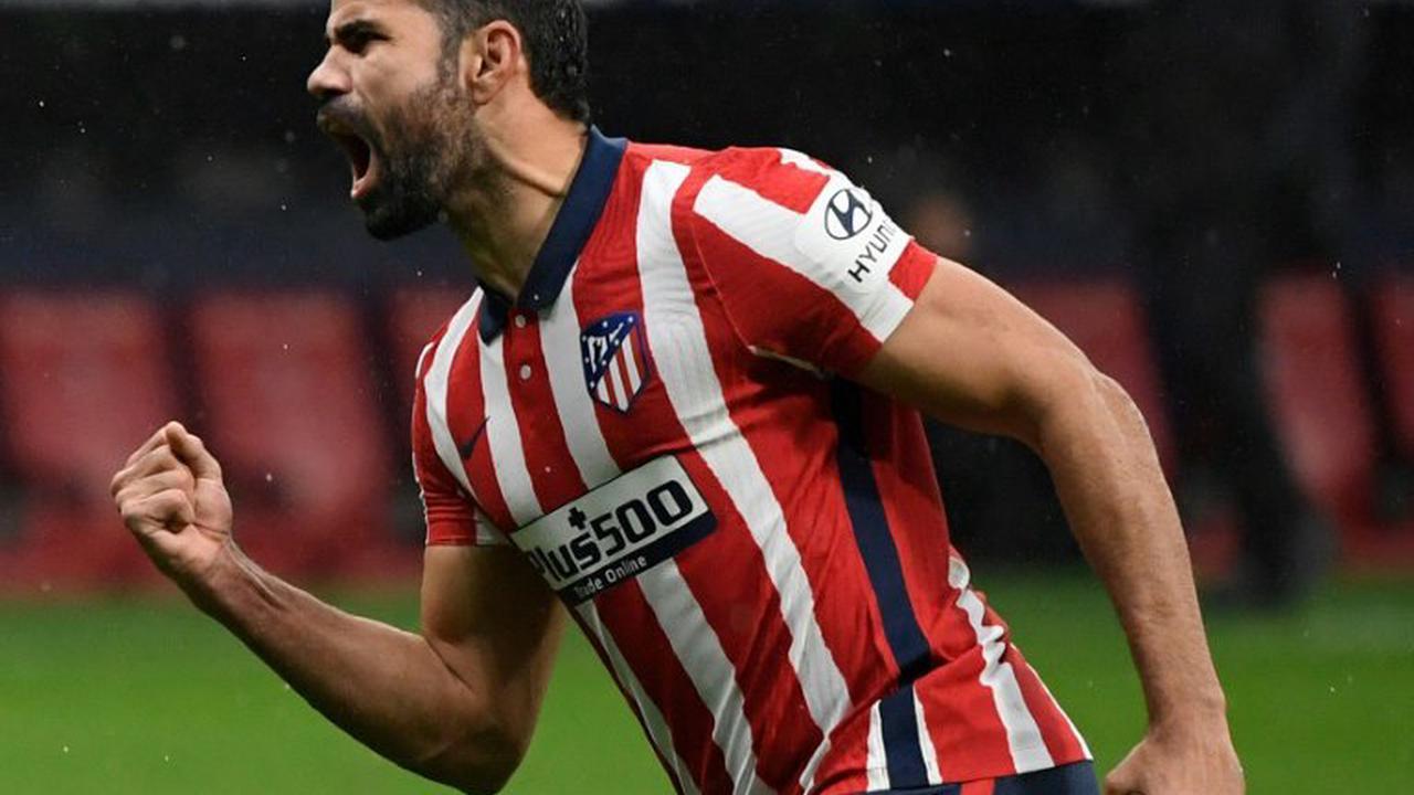 Diego Costa quits Atletico Madrid