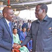 Raila And Ruto Alliance Would Be Invincible Come 2022 Presidential Election's