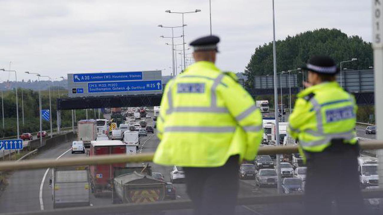 M25 environmental protesters have 'got it wrong', London Mayor Sadiq Khan says