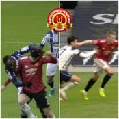 Before You Think Man Utd Are Favored By VAR, Review These Incidents And See How Inconsistent VAR Are