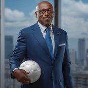 À quelques jours des élections de la CAF, Jacques Anouma, candidat ivoirien, retire sa candidature