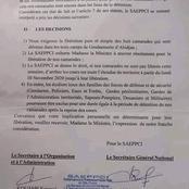 8 élèves-maîtres arrêtés à Bonzi, un syndicat menace d'entrer en grève le 30 novembre