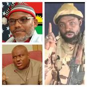 Today's Headlines: Nnamdi Kanu Threatens Wike, Boko Haram Terrorists Abduct Passengers In Borno