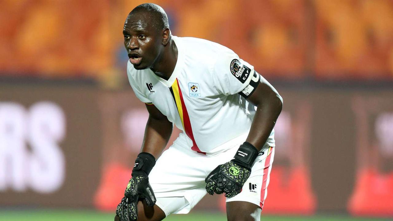 Onyango: Mamelodi Sundowns goalkeeper retires from Uganda national team