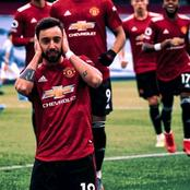One Record Man United Star Bruno Fernandes Has Set This Season Which Validates Rival Fans' Claims.