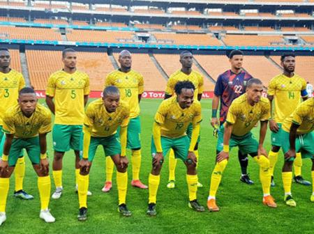 Here is why the match between Bafana and Sudan will not be aired on any of SABC platforms
