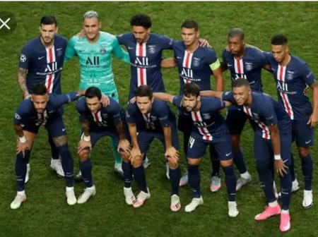 PSG Suffers Another League Defeat Caused Yet By Another Nigerian Striker, See The Players' Names