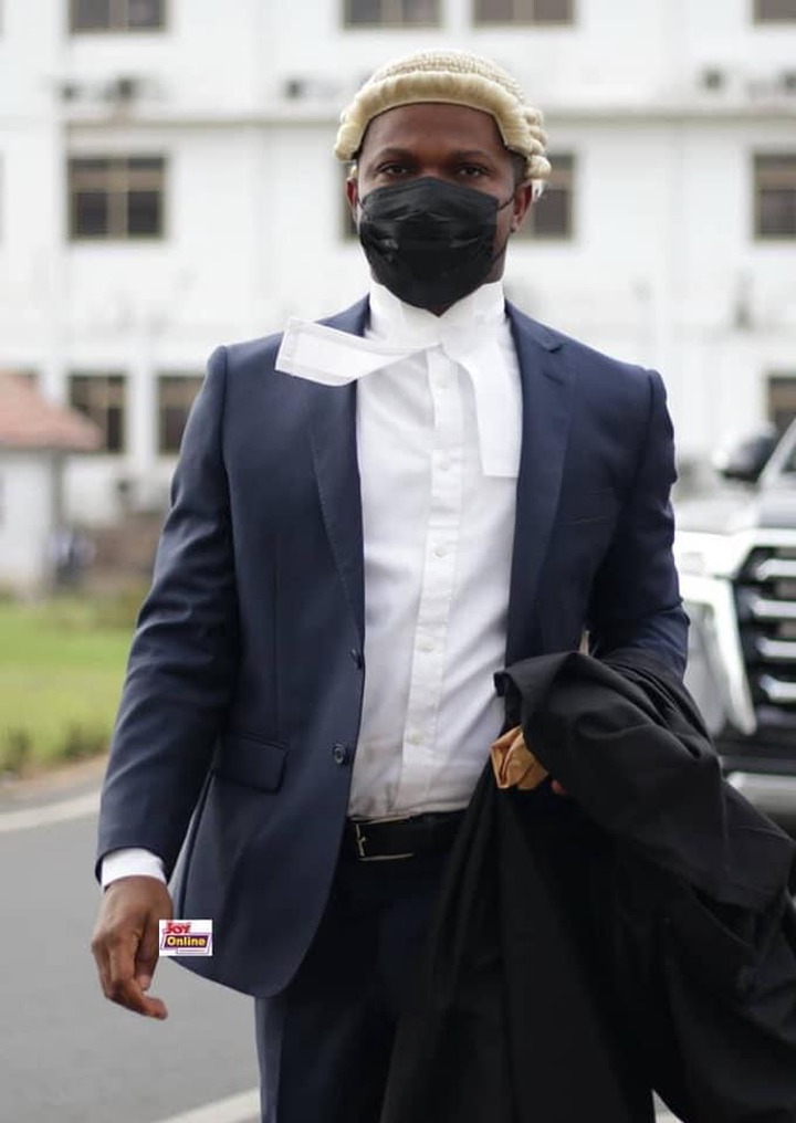 0da6258c65d141548bd1d6736a5d825d?quality=uhq&resize=720 - Sammy Gyamfi Causes Massive Stir At The Supreme Court After Showing Up In His Barrister Wig