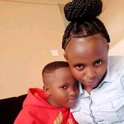 Ciru Digital Emotionally Dedicates A Song To Her Son