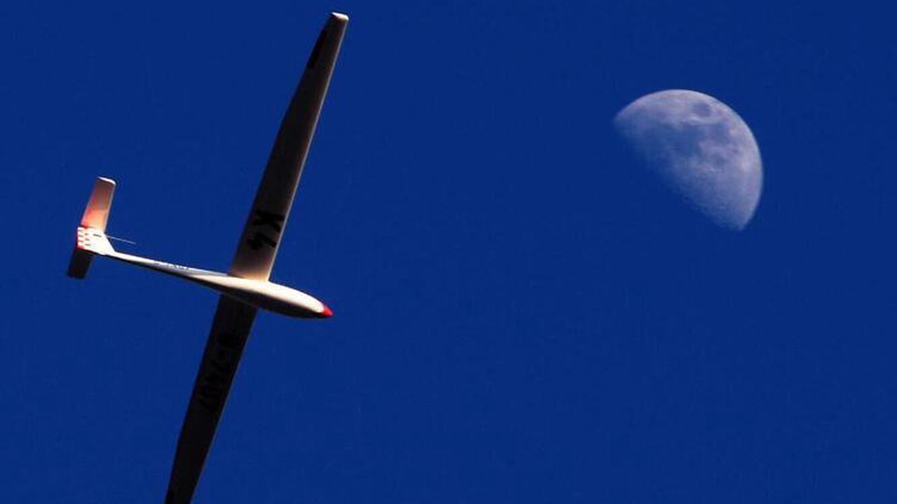 Segelfliegen: Plätze verteidigt