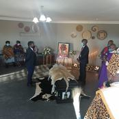 'You promised you'd never leave me': Khusela Diko bids farewell to her husband