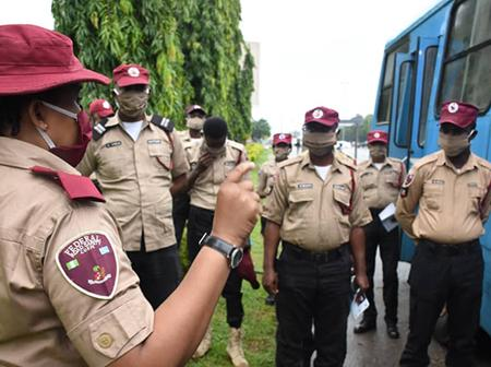 Good News To All Nigeria Drivers As FRSC Commander Send Strong Message To Its Officers About This.