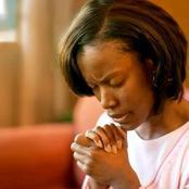 Saturday Night Short Prayer Points You Should Say Before You Sleep Tonight (10/4/2021)