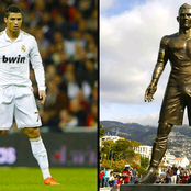 Statues Of The Most Famous Footballers (See Photos)