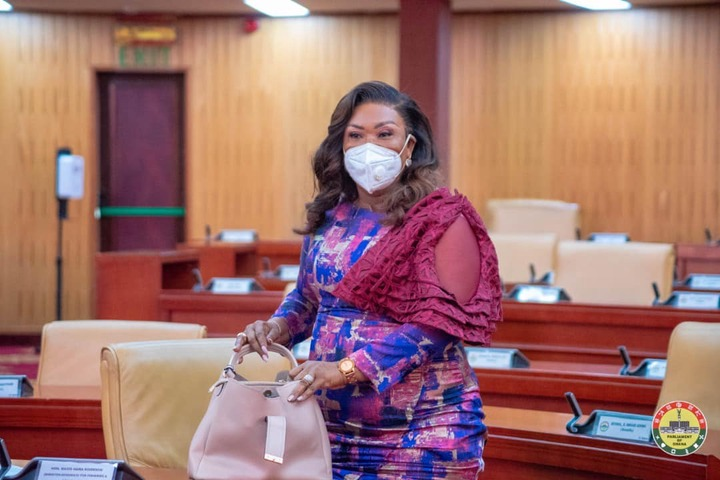 0dbbffcf60b547afb67967d915f04e2d?quality=uhq&resize=720 - Grammar Is Not What We Will Chop, She Brought In 275 Ambulances - Nana Brefo Defends Hawa Koomson
