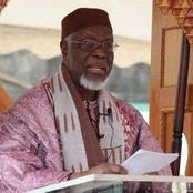 Deuil : L'Imam Mamadou Traoré, Président du COSIM est décédé ce mardi 13 avril 2021