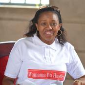 Senator Susan Kihika's Tweet to London Ward MCA Nzuki And London Residents