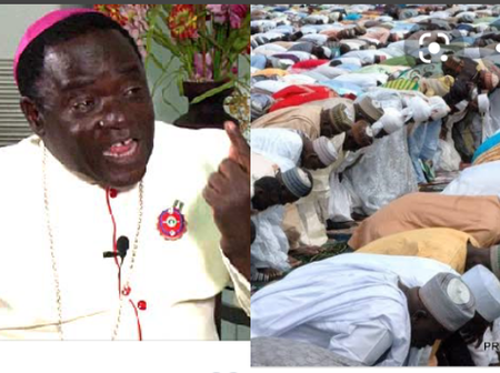 Today's Headlines: Bishop Kukah Sends Message To Muslims, Fire Consumes 30 Shops In Kwara