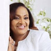 Meet Florence Ajimobi, Wife of Late Abiola Ajimobi; See Pictures of Her and Her Late Husband